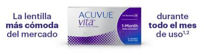 ACUVUE® VITATM Brand Contact Lenses